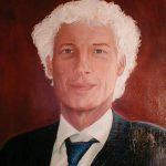 Willem de Vos, olie op linnen 2007